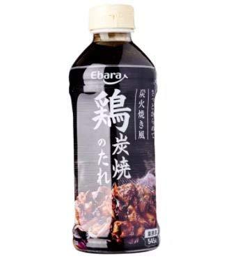 Ebara Tori Sumiyaki No Tare - Salsa Yakitori con salsa de barbacoa acento a la parrilla de carbón 454g - Una opción verdaderamente genial para hacer yakitori y fiestas de barbacoa.