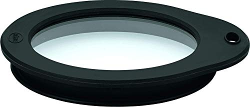 RÖSLE Frischhaltedeckel Ø 20 cm, Glas mit rundumlaufenden Silikonrand, spülmaschinengeeignet