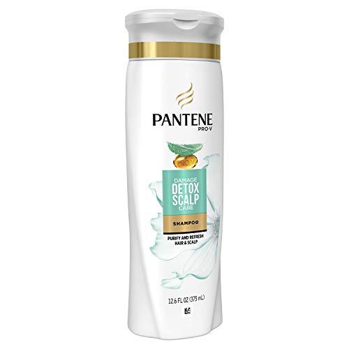 Pantene Detox Scalp Shampoo 12.6 FlOz (Pack of 2)