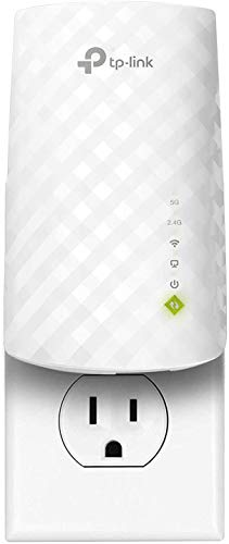 TP-Link AC750 WiFi Extender (RE220), Covers Up to 1200 Sq.ft and...