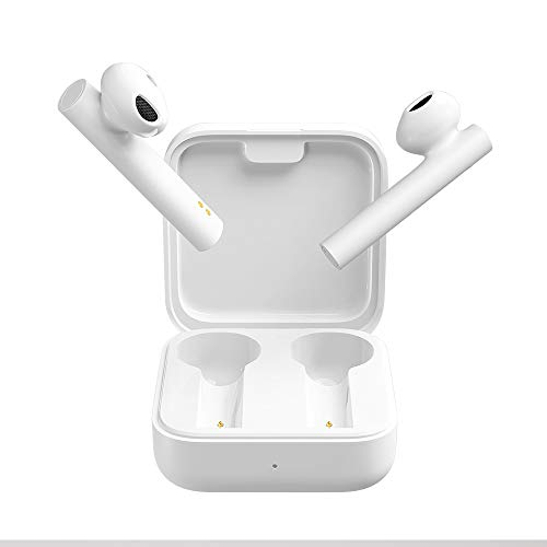Xiaomi Mi True Wireless Earphones 2 Basic Bluetooth Wireless Headphones, Wireless Portable Headphone Charging Box, Applicable to iOS Android