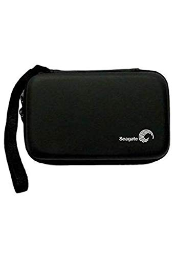 Protech Powerhouse™ Black 2.5 inch Waterproof Shockproof Hard Disk Case Enclosure Cover Bag Pouch for External Hard Disk