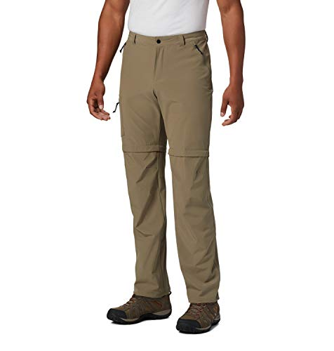Columbia Triple Canyon, Pantalon de Randonnée Convertible, Homme
