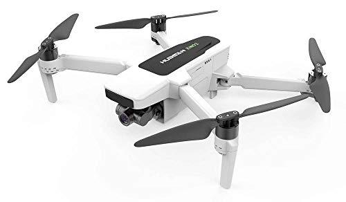 Hubsan incl. Smart Controller Quadricottero RtF Per foto e riprese aeree, FPV Race, Funzione GPS Bianco
