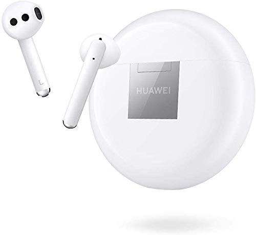 HUAWEI ノイズキャンセリング完全ワイヤレスイヤホン FREEBUDS 3/セラミックホワイト【日本正規代理店品】