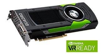 NVIDIA NVQP6000-24G NVIDIA Quadro P6000 スリーブ付き