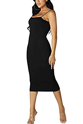 MULTI PURPOSE WEAR – Our stretchy, comfortable, ultra soft and versatile dresses are perfect for any season, setting, and occasion. This semi-formal dress is perfect for cocktails, weddings, offices, business meetings, parties, and even casual get to...