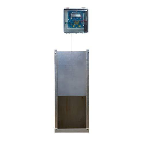 Rural365 Automatic Chicken Coop Door - Electronic...