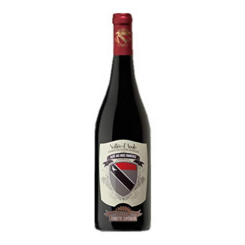 Vino Torrette Superieur DOC Cave 11 Communes Valle d'Aosta - affinato in barrique - lt. 0,750 - alcool: da 12,5 a 13,5% in vol.