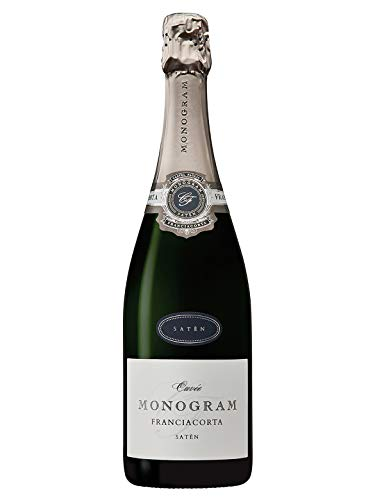 SATN Franciacorta DOCG - Monogram - Vino bianco spumante - Bottiglia 750 ml