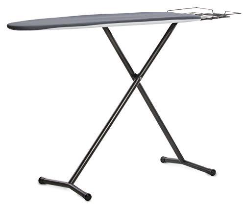 Lelit PA163 asse da stiro, grigio, 120x37 cm