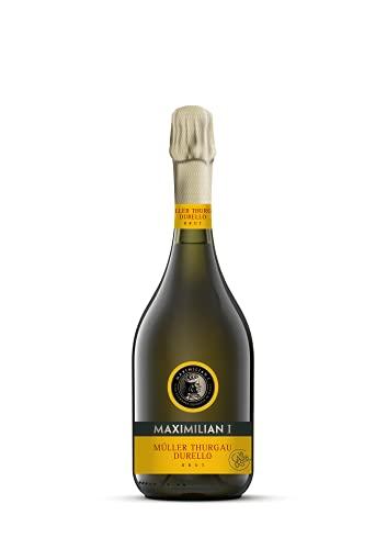 Maximilian I Muller Thurgau Durello Brut 6 Bottiglie - 4500 ml