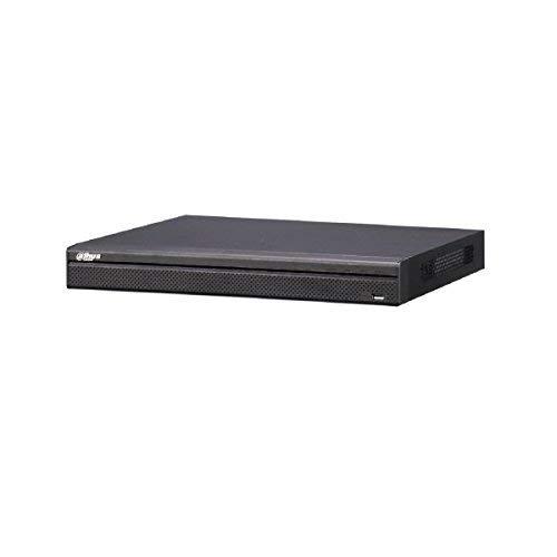 Dahua Technology NVR/5232-4KS2 - Videoregistratore di rete, 32 canali 4K H.265, 320Mbps, 2 HDD, Fino a 12 mpx