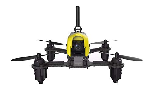 Hubsan H122D Drone Fotocamera Quadrirotore Nero, Verde 4 rotori 710 mAh