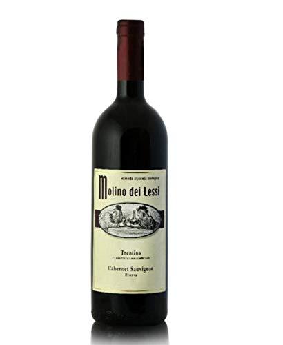 Trentino Cabernet Sauvignon Riserva DOC 2005 Molino dei Lessi  Emma Clauser - Cassa da 3 bottiglie