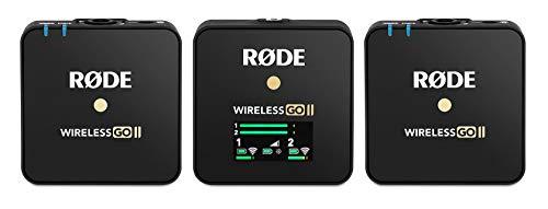RODE Microphones ロードマイクロフォンズ Wireless GO II ワイヤレスマイクシステム WIGOII