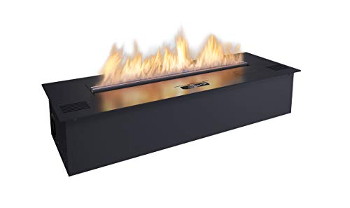 Planika PrimeFire Automatic Ethanol Burner 1000 mm with Remote Control without Glass Panel