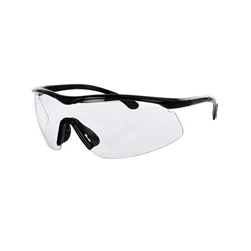 TOURNA Specs Squash Eyewear (White/Black)