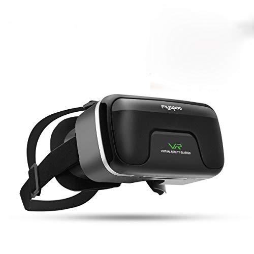 FIYAPOO Occhiali VR 3D Visore Realt Virtuale Occhiali Headset Virtual Reality 3D Film Glasses per...