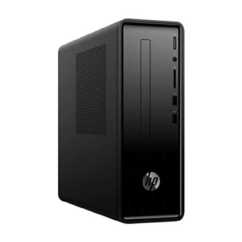 HP Slimline 290-a0025ns - AMD A6-9225 - 8GB - 512GB SSD - Negro - Mini...