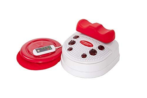 Infrarot Chi Machine Fußmassagegerät Chi Maschine Massagegerät Schwinggerät Wellnessgerät