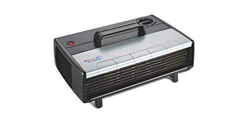 Bajaj Majesty RX 7 2000 Watts Heat Convector Room Heater (Black, ISI Approved)