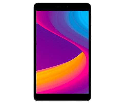 Panasonic Tab 8 HD Tablet (8 inch, 3GB/32GB, Wi-Fi + 4G LTE + Voice Calling, Dual Sim), Black