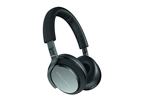 Bowers & Wilkins PX5 Auriculares Supraurales Bluetooth con Cancelación Adaptativa de Ruido - Space Grey