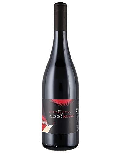 Pinot Nero dell'Oltrep Pavese DOC Riccio Rosso Mora Bassa 2018 0,75 L