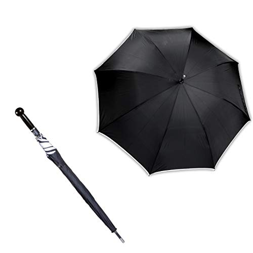 Paraguas de defensa personal, marca Kwon, color negro