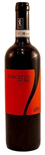 emanuele rolfo Dolcetto d'Alba Doc Senza solfiti aggiunti 2019 Confezione da 6 Bottiglie
