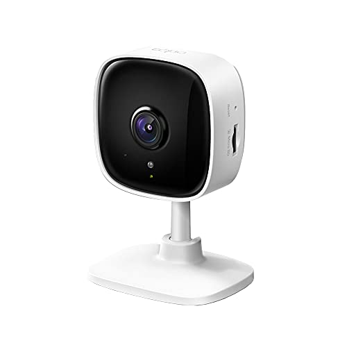 TP-Link Tapo C100 1080p Full HD Indoor WiFi Spy Security Camera| Night Vision | Two Way Audio|...