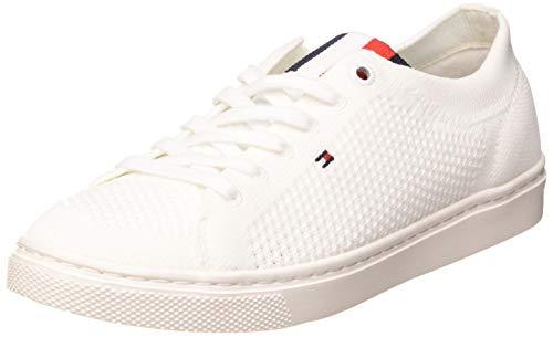 Tommy Hilfiger Venus Light 5d, Zapatillas Mujer, Blanco, 39 EU