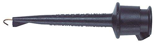 Pomona 45552fai-da-te Minigrabber test clip, lunghezza 6,5cm, rosso (confezione da 10)