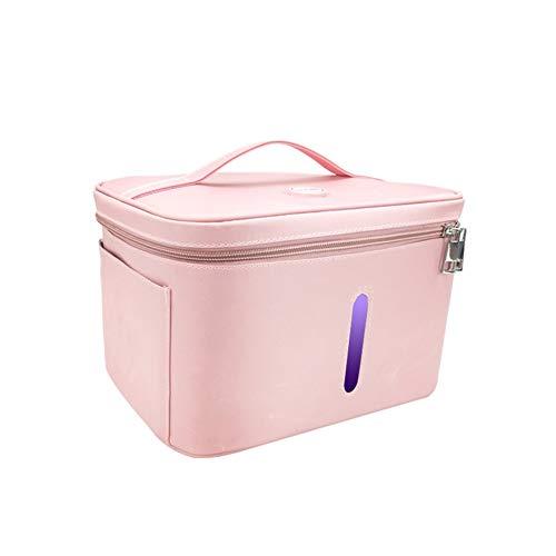 Caja De Desinfección, Bolsa De Esterilizador UV, Desinfectante, Bolsa De Esterilizador Portátil para Ropa Interior De Joyería