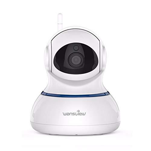 Q3s Hd 1080p Ip Camera Security Telecamera Di Sorveglianza Sd Scheda Allarme Notte P2p Rtsp Ptz Fotocamera Home Indoor Tappo UE Telecamera IP 1080P