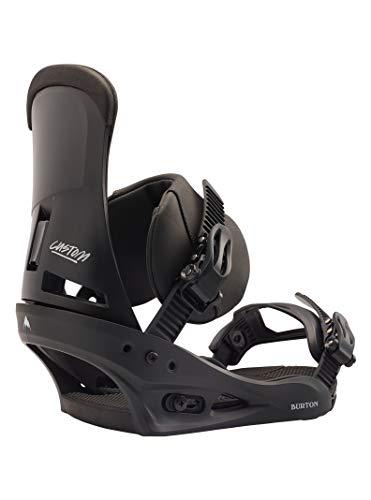 Burton Custom, Attacchi da Snowboard Uomo, Black, S