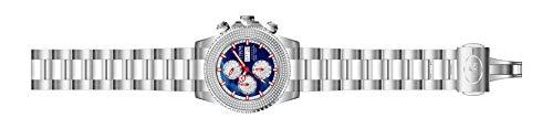 NUR Uhren Armband für Invicta Elite Diamond 23288