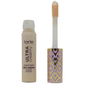 Tarte Shape Tape Ultra Creamy Concealer | Fair Neutral 12N | NEW 2021 Formula | Best Corrector Makeup Under Eye Concealer | Brighter, Smoother Skin | Matte Finish | Nourishing & Gentle