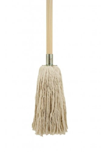 Bentley 553071 Traditional Mop with Head, 8oz, 48-Inch Handle Length