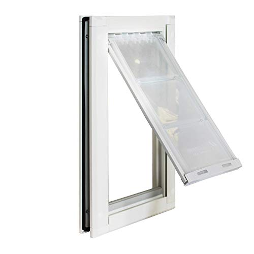 Endura Flap Single Flap Door Mount Pet Door -...