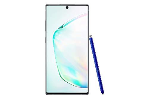 Samsung Galaxy Note 10+ Plus SM-N9750/DS Dual SIM - 256GB/12GB, 4G LTE Snapdragon 855, Aura Glow/オ...