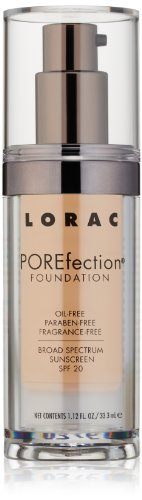 LORAC POREfection Foundation, PR5-Golden Light,...