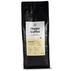 Happy Coffee entkoffeinierte Bio Espressobohnen