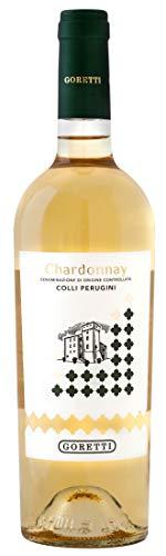 Chardonnay - Goretti - DOC Colli Perugini - Umbria - 0,75 lt - Vino Bianco