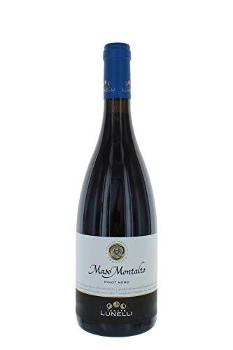 Maso Montalto Pinot Nero Lunelli 75 Cl Trentino Doc