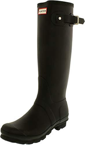 Hunter Schuhe Original Tall Black (WFT1000RMA) 36 Schwarz
