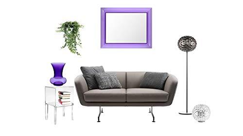 Kartell Divano Betty, Design Moderno, 2 Posti, Tessuto Grigio, cm L 170 x H 75