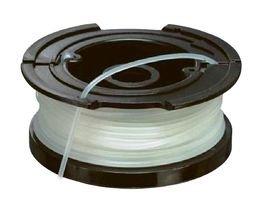 BLACK+DECKER A6481-XJ A6481 Bobine Reflex 10 mètres de Fil, Noir, Transparent, 1,5 mm