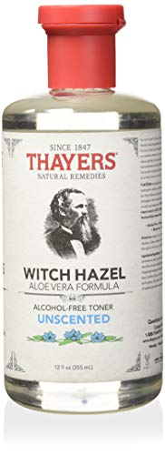 Thayers Alcohol-free Unscented Witch Hazel Toner (12-oz.) ( Pack May Vary )